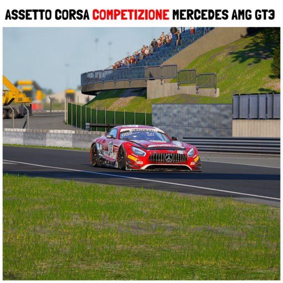 Assetto Corsa Competizione Mercedes AMG GT3
