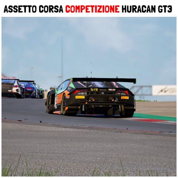 Assetto Corsa Competizione Huracan GT3