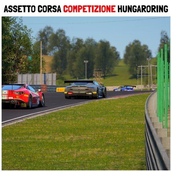 Assetto Corsa Competizione Hungaroring