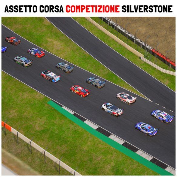 Assetto Corsa Competizione Silverstone