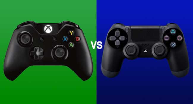 PS4 vs Xbox