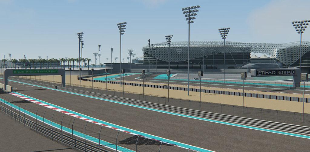 assetto Corsa Mods - Yas Marina Circuit