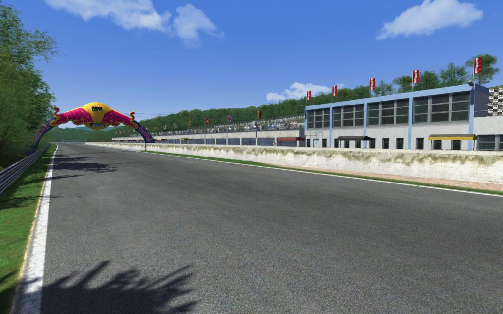Assetto Corsa Mods - Salzburgring