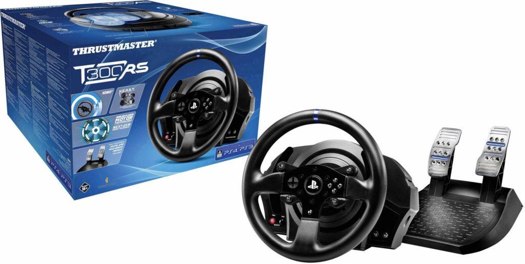 Sim Racing Anfänger - T300