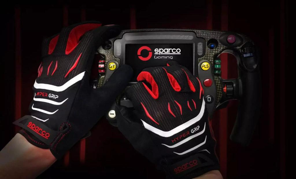 Sim Racing Handschuhe - 1